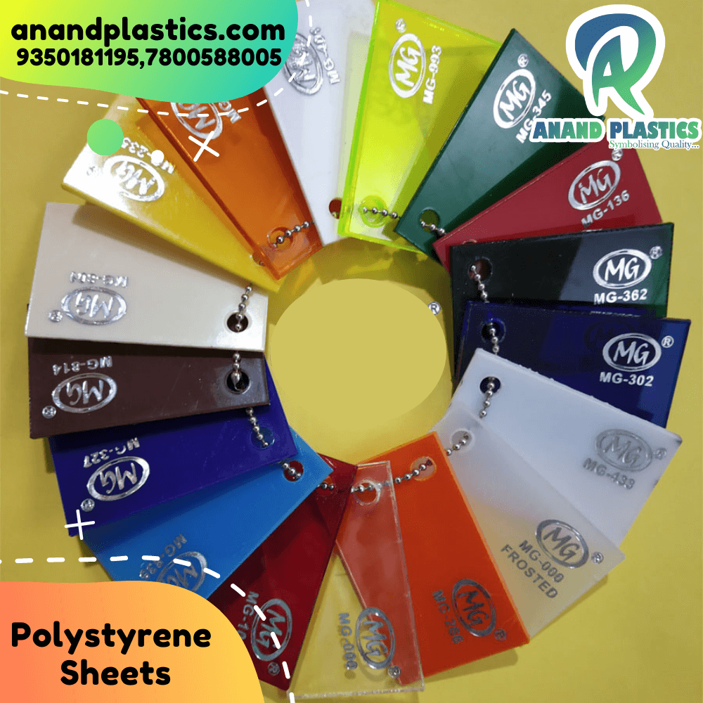 Polystyrene Sheet plastic acrylic