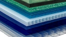 all type of polycarbonate sheets