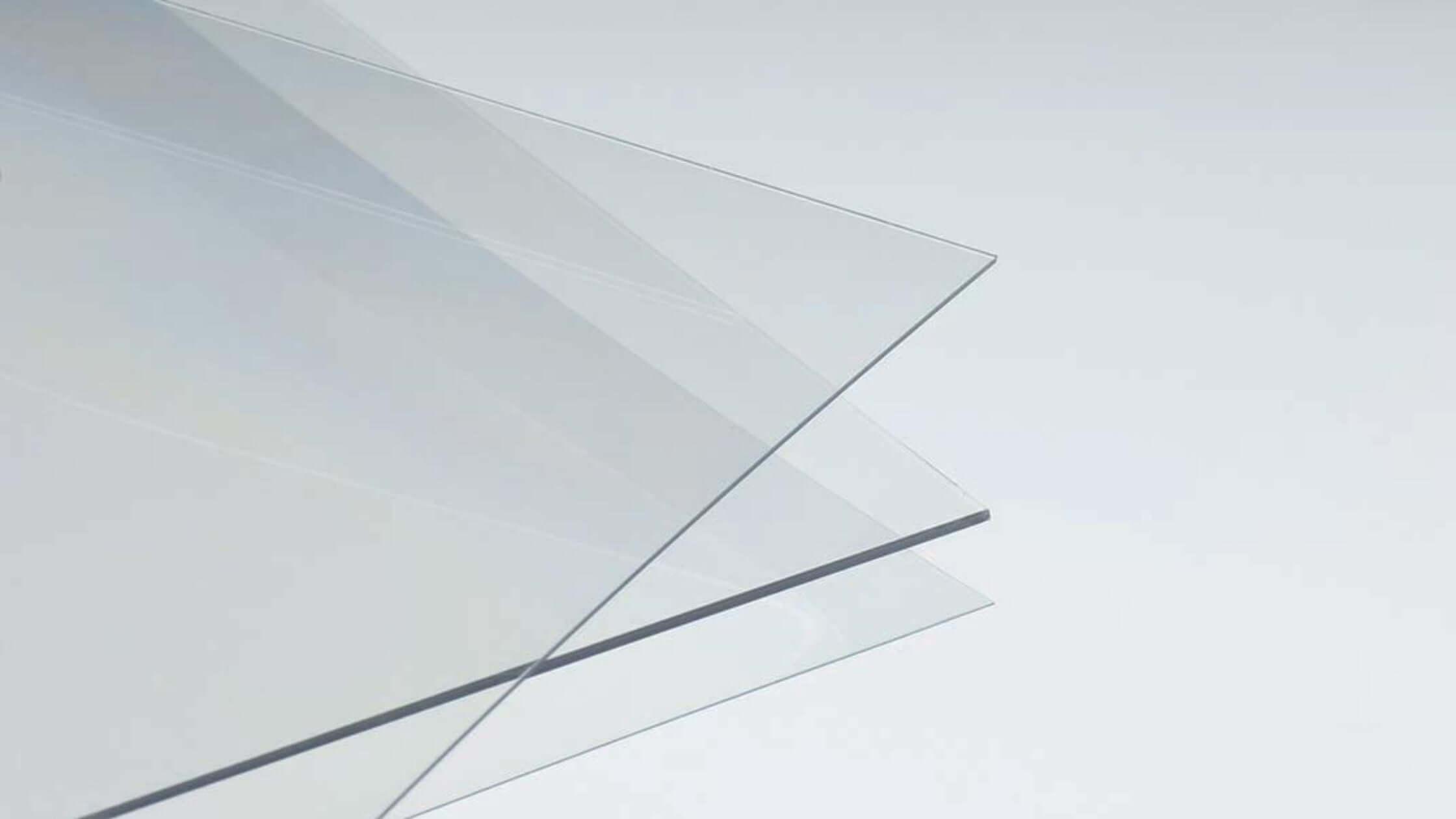 Transparent Rigid PVC Sheet (Transparent Sheet)