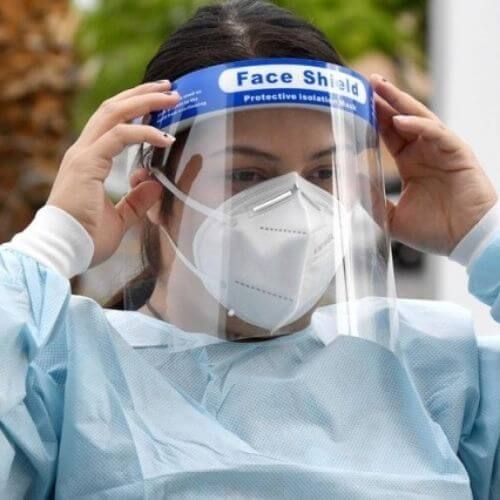 Face Guard(Face shield for corona)