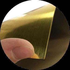 ABS Sheets Laser Engraving