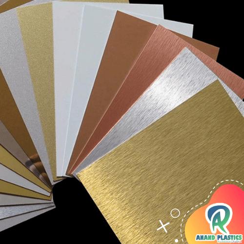 abs Double Colour plastic sheet