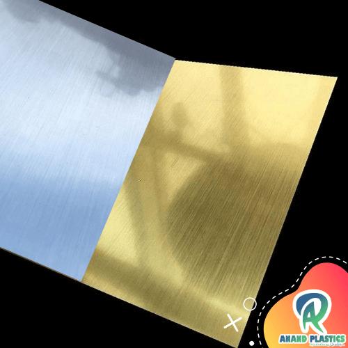 abs Double Colour sheet