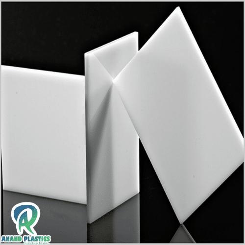 White Acrylic Sheets